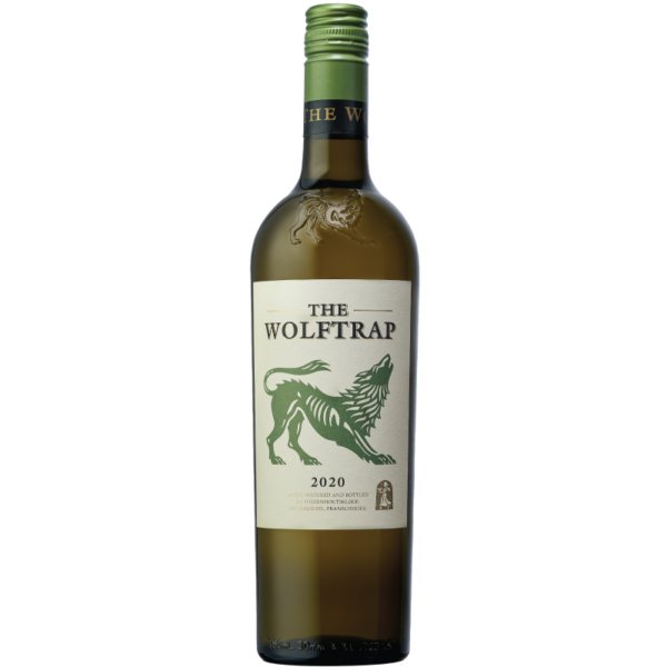 The Wolftrap White Bottle